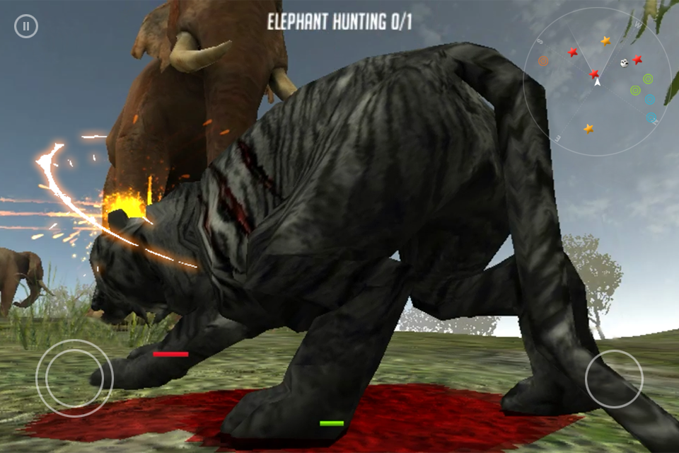Life Of Black Tiger FREE- screenshot
