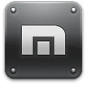 Maxthon Fast Pioneer Browser icon