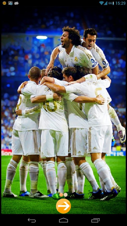 Royal Madrid Team Gallery - screenshot