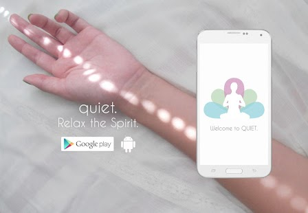 Quiet: Meditation and Relax Screenshot 1