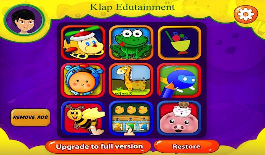 Kids Literacy Games