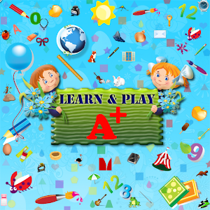 Learn & Play - PreK LOGO-APP點子