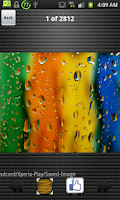 Screenshot of HD Wallpapers for Xperia Play