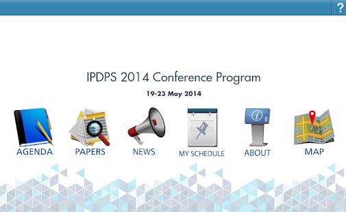 IPDPS - screenshot thumbnail
