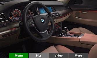 Screenshot of McKenna BMW