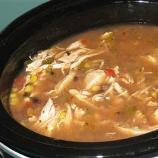 Chicken and Tortilla Soup.