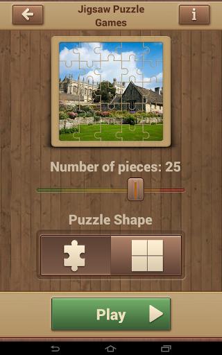 拼图 益智游戏 解謎 App-癮科技App