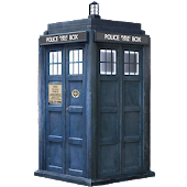 TARDIS GO LOCKER THEME