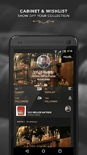 Distilld Whiskey Community- screenshot thumbnail