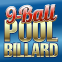 Deluxe 9-Ball Pool Billard HD logo