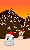 Screenshot of Pesoguin LWP Xmas Free Penguin