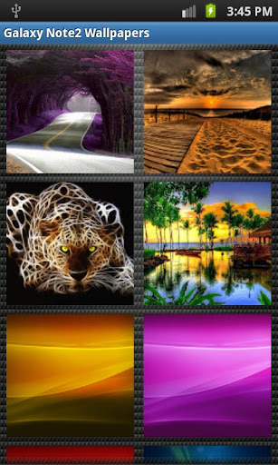 Galaxy Note2 Wallpapers