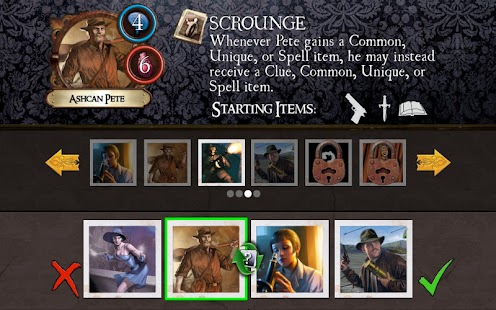 Elder Sign: Omens- screenshot thumbnail