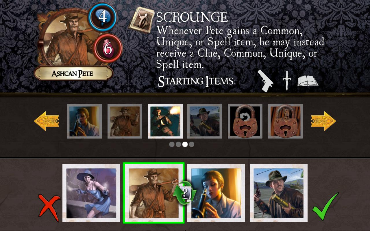 Elder Sign: Omens Screenshot 1