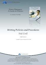 Writing Policies and Procedures