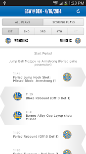 Golden State Warriors - screenshot thumbnail