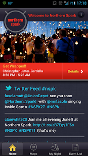 Northern Spark- screenshot thumbnail
