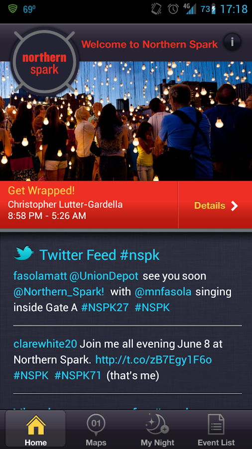 Northern Spark- screenshot