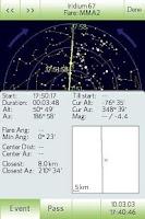 Screenshot of PocketSat3 Demo