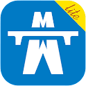 Motorway Walks and Breaks Lite icon