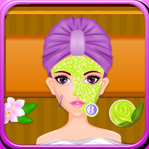 溫泉一天遊戲的女孩 休閒 App LOGO-硬是要APP