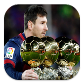 Lionel Messi Simple Game