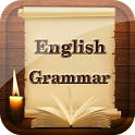English Grammar Book Premium icon
