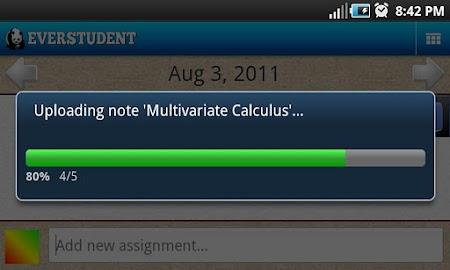 Everstudent Student Planner Screenshot 6