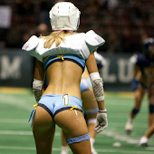 Sexy Girls Play Football