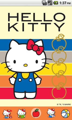 Hello Kitty Color Theme