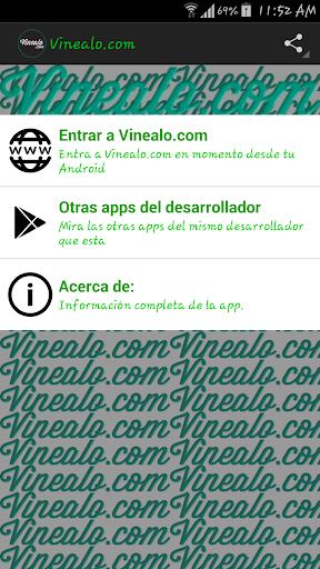 Vinealo.com - App Vinealo