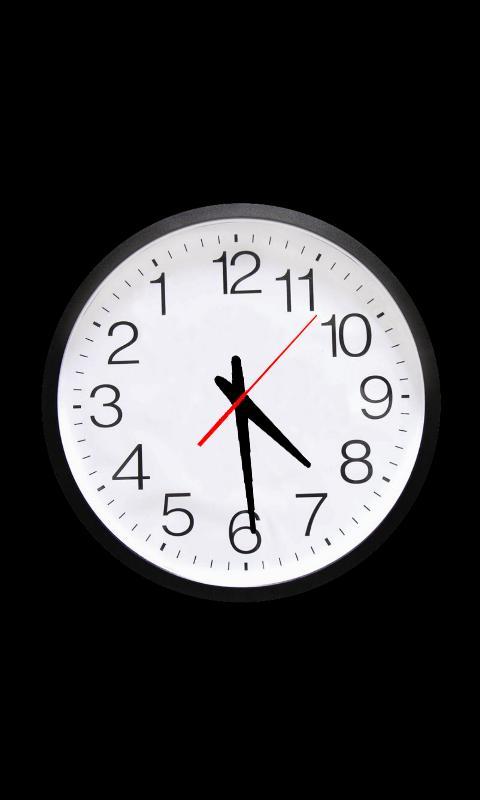 The Anti Time Clock- screenshot