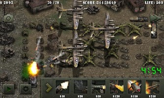 Screenshot of Soldiers of Glory: World War 2
