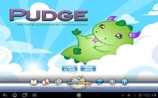 Screenshot of Pudge StoryChimes