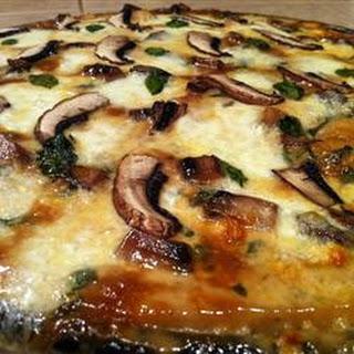 Portobello Mushroom Sauce.