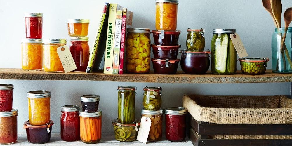 Pickling + Preserving