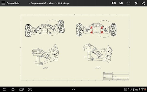 Autodesk 360 Mobile - screenshot thumbnail
