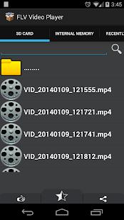 مشغل الفيديو – جميع الانواع - screenshot thumbnail