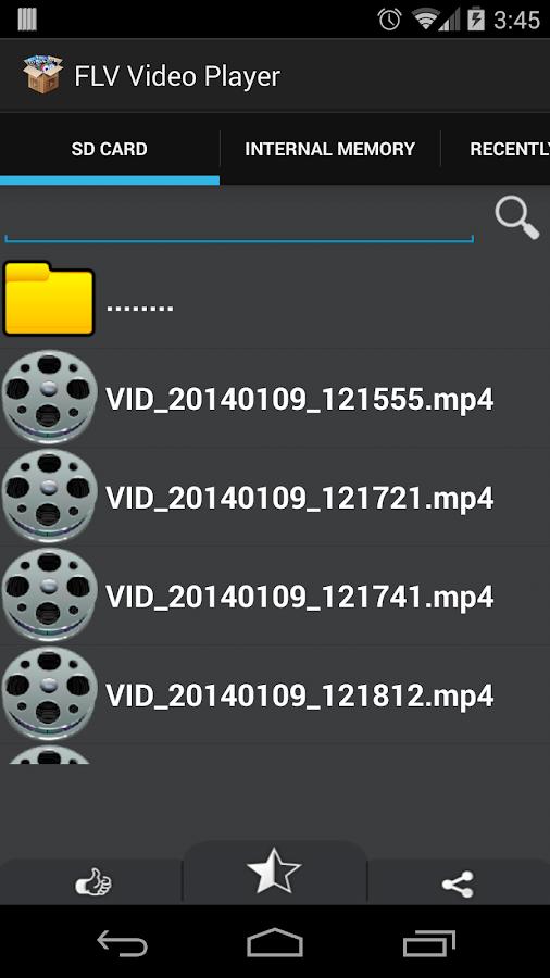 مشغل الفيديو – جميع الانواع - screenshot