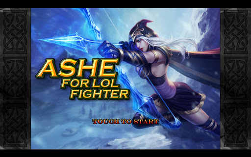 Ashe LOL Fighter