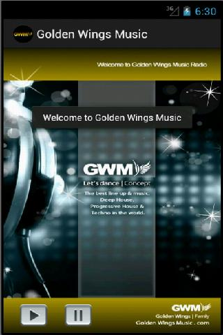 【免費音樂App】Golden Wings Music Radio-APP點子
