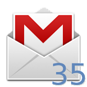 Gmail Unread Counter Widget