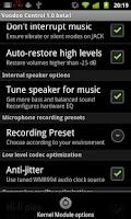 Screenshot of Voodoo Sound Plus