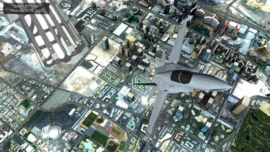 Flight Unlimited Vegas HD Sim- screenshot thumbnail