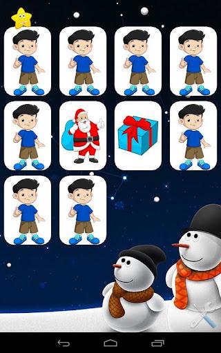 【免費教育App】Kid Fun Memory Christmas LITE-APP點子
