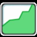 Small Stock Widget (1x1) icon