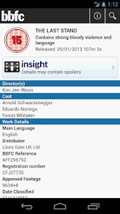BBFC - screenshot thumbnail