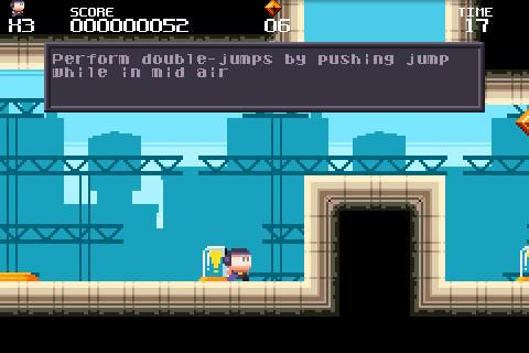 Meganoid FREE screenshot #1