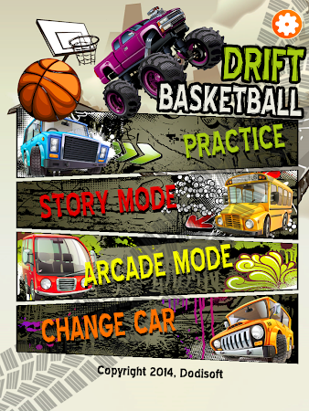 Drift Basketball 1.0 screenshot 45000
