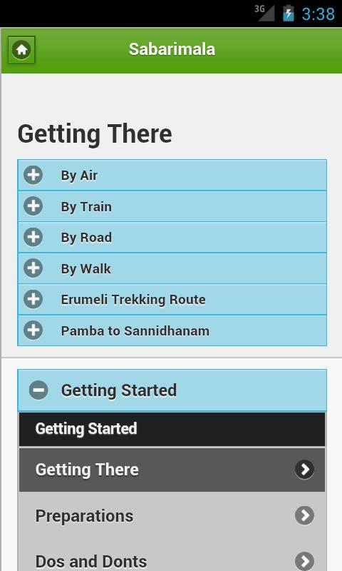 Sabarimala-A Pilgrimage Guide- screenshot